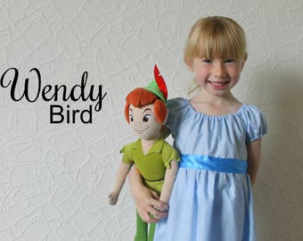 Wendy Darling (Peter Pan) - Disney Inspired Dress