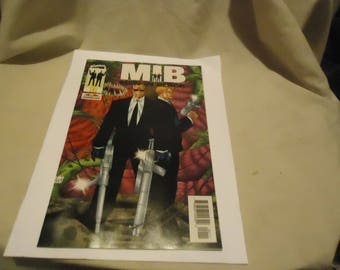 Vintage 1997 MIB Men In Black #1  Comic, collectable