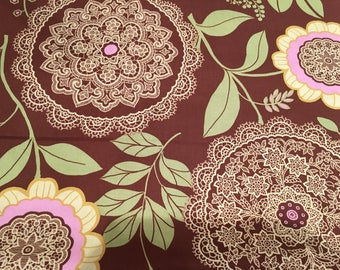 Amy Butler Lotus Lacework FQ