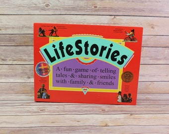 1992 Life Stories Game, Christian Version
