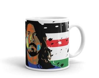 Dave Grohl Coffee Mug