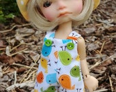 BIRDIE PICNIC  made to fit Irrealdoll (Ino, Enyo, Dryo) by Darla
