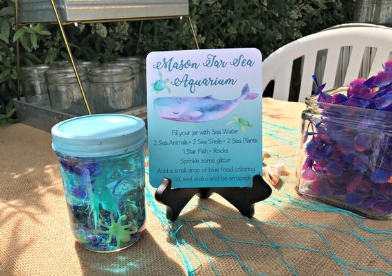 Under the Sea Party Sign