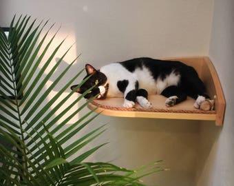 corner cat shelf cat perch cat bed cat climber