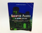 Haunted Places: The National Directory by Dennis Wiiliam Hauck Softcover