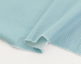 Petit Polka Dot Cotton by the yard (width 44 inches) 16085-2