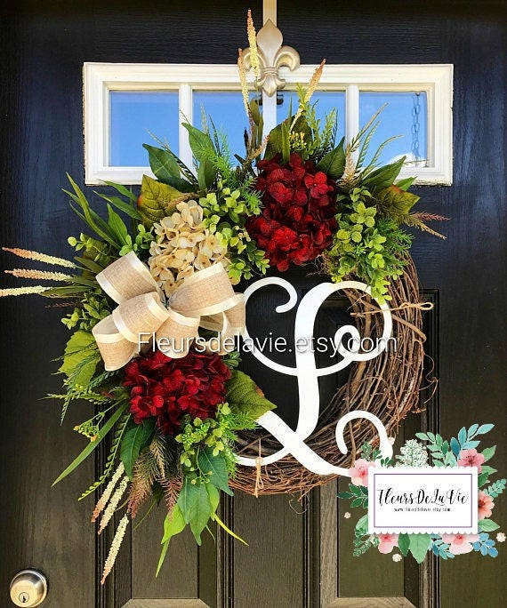 Front Door Wreath, Fall Wreath, Farm House Wreath, Fall Front Door Wreath,