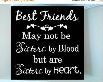 Not Sister By Blood Sisters By Heart Best Friend Picture