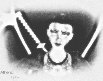 The Soul   Athena    Mythology   Goddess