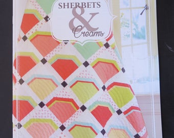 Sherbets & Creams Pattern by Fig Tree and Co