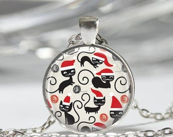 Cat in the hat art etsy for Cat in the hat jewelry