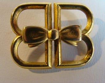 Balenciaga brooch (vintage condition)