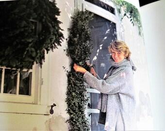 Handmade Christmas, Martha Stewart, Holiday Ideas, Christmas Traditions, Christmas Recipes, Wreath Making, Holiday Decor, Christmas