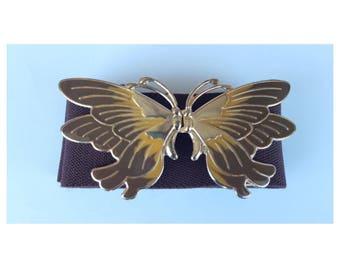 80s Belt / Butterfly Belt / Boho Belt