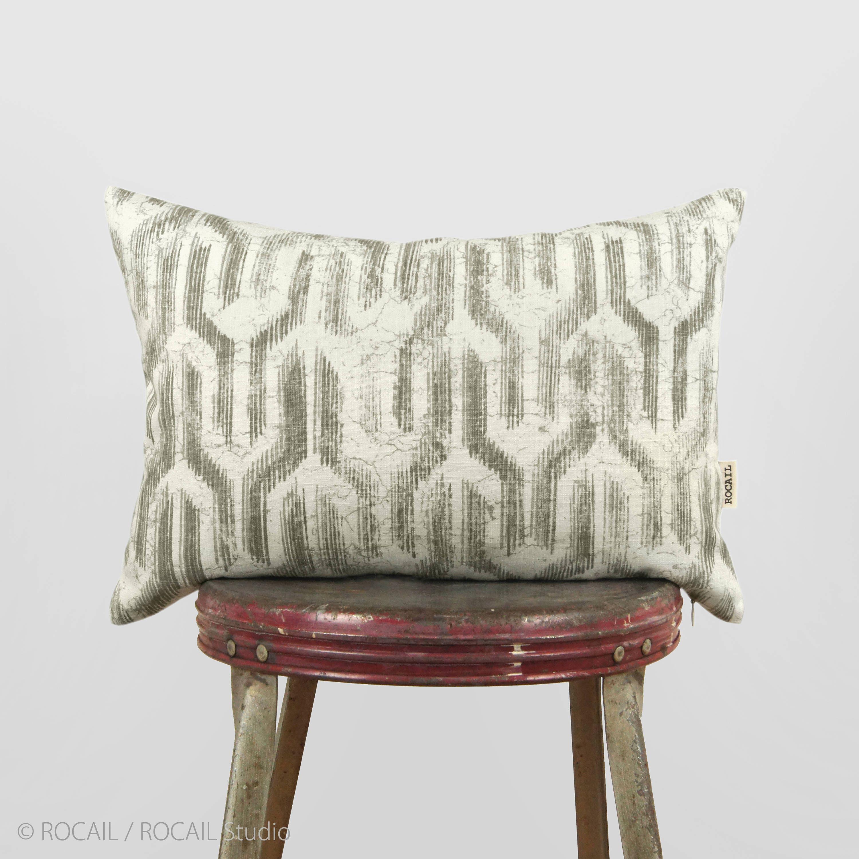 Decorative Pillow Cover 12x18 : 12x18 Lumbar Tribal Decorative Throw Pillow Case Cushion