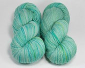 Hand Dyed Royal Baby Alpaca Yarn Lace Weight! From the Family Farm!