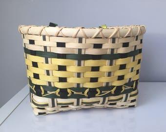 Handmade Bicycle Basket - Walker Basket