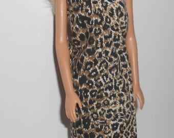 "Sheath Style Dress for 11.5"" Barbie Dolls"
