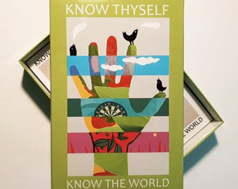 KNOW THYSELF/  Playing cards