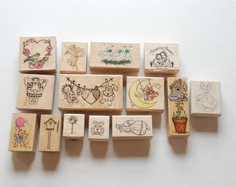 Stamps0188 Craft Rubber Stamps