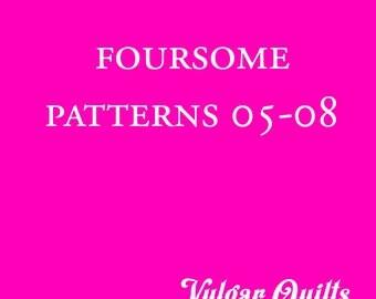 Pattern Bundle: Patterns 05-08
