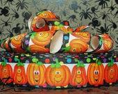 "7/8"" Halloween Grosgrain Ribbon"