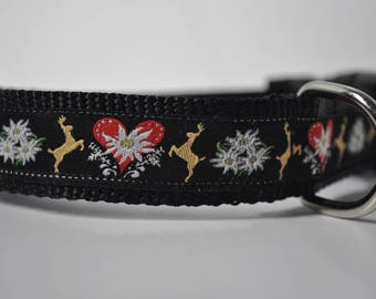 Dog Collar -Scandi Style -  50% Profits to Dog Rescue