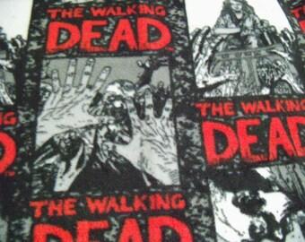 Walking Dead! Fleece Blanket