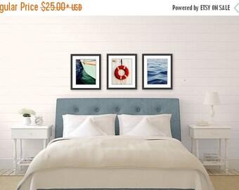 nautical decor // nautical prints // wall art print set // - set of nautical photography prints (4x6, 5x7, 8x10, 8x12, 11x14, or 12x18)