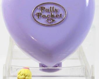 1993 Vintage Polly Pocket Pretty Bunnies Bluebird Toys (39771)