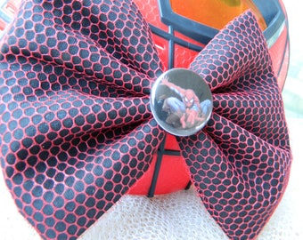 Spiderman Inspired Bow