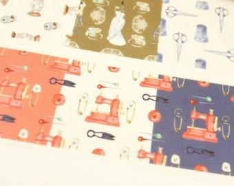 Tailor Studio - Japanese Washi Masking Tape - 40mm wide - 5.5 Yard