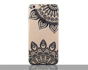 iPhone 6s/8 plus case Clear iPhone 7 plus case iPhone SE cover - TS6P080U