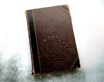 Antique 1836 Music Hardback Book
