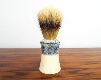 Vintage Ever Ready Shaving Brush, Unique Vintage Bathroom, Gifts for Men with Beards, One of a Kind Barber Shop Decor Decoration