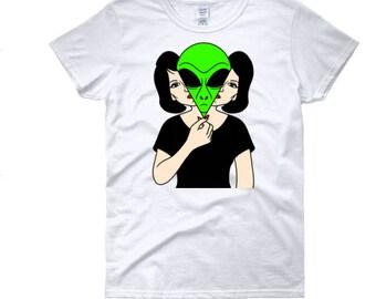 True Self Alien Shirt