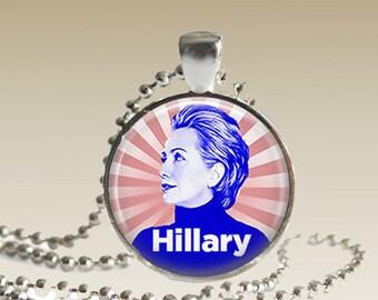 Hillary Clinton Necklace Hillary Clinton Jewelry