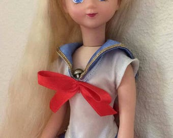 Vintage Sailor Moon Doll 1996 17""