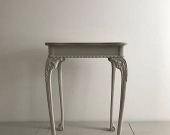Victorian Painted Table