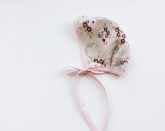 Cotton baby Bonnet hat