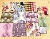 For Annkatura - Tula Pink Parisville Destash Bundle - Fat Quarters, Charm Squares Plus Remnants