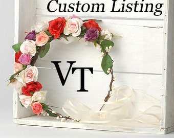 CUSTOM LISTING for KATIE G