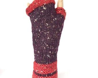 Fingerless Mittens, Hipster Mitts, Women Mittens, Hand Knit Texting Driving Gloves, Mittens, Fingerless Gloves, Boho fingerless Mitts,