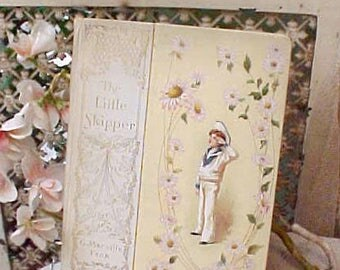 "Charming Little 1900 Era Book: ""The Little Skipper"" by G. Manville Fenn"