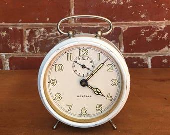 Vintage Alarm Clock - Working - Beatall German Clock