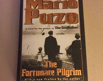 The Fortunate Pilgrim by Mario Puzo (1997, Hardcover)