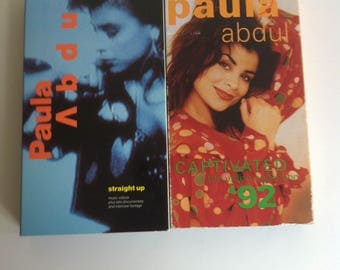 Janet Jackson - Rhythm Nation 1814 (VHS, 1989) LOT OF 2