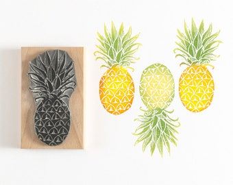 Pineapple Stamp