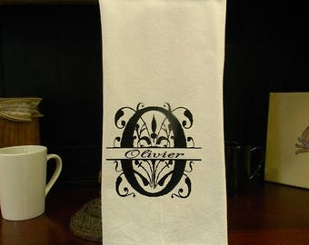 Personalize Kitchen Hand Towel