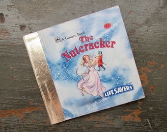 The Nutcracker A Golden Book Tree Ornament from Lifesavers